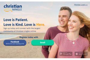 christian mingle Sign Up Process