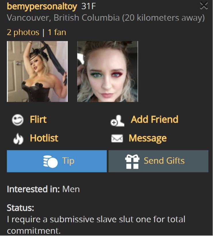 profile alt com